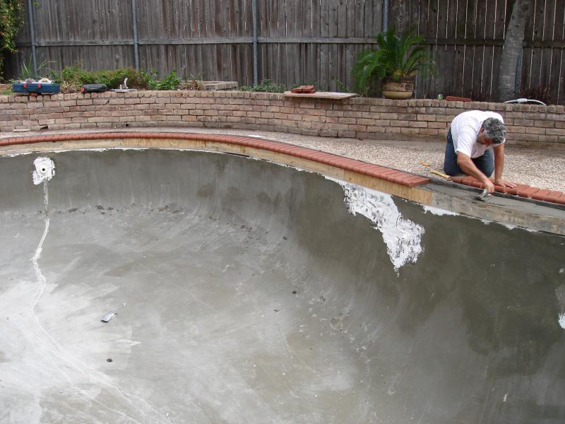 Everic Pool Plastering Inc Services